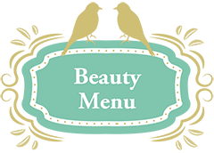 Beauty Menu